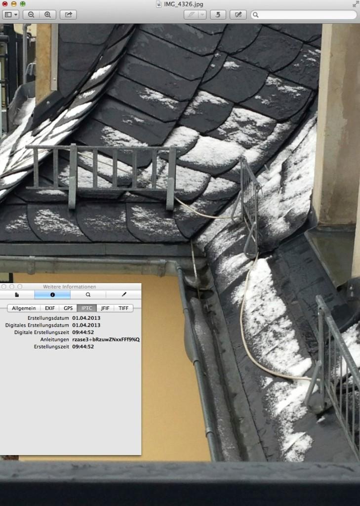 techem und die dachrinnenreinigung mo e ments. Black Bedroom Furniture Sets. Home Design Ideas