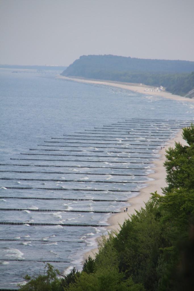 Strand zwischen Koserow und Kölpinsee