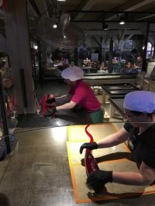 Bonbon Herstellung